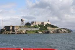 Passing Alcatraz - April 2010