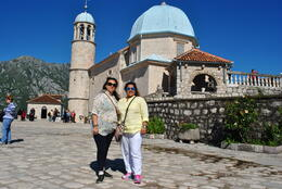My friend Anjali and ! had taken this tour...on reaching Prast we took a short boat ride to the Island Of our Lady of the Rocks...This picture is taken there. , Shalini B - October 2014