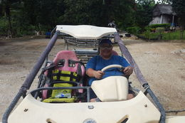 Ready for the actions in Playa del Carmen Jungle Buggy Tour , snegron - October 2015