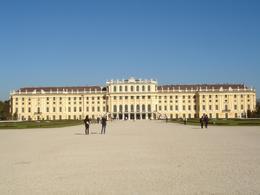 Schonbrunn Palace, Vienna, Krishnan Vaitheeswaran - October 2007