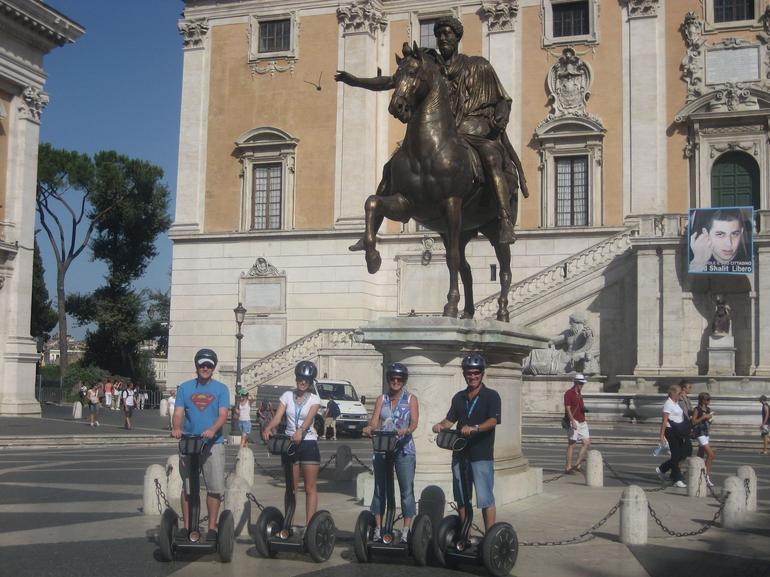 Segway Rome Tour - Rome