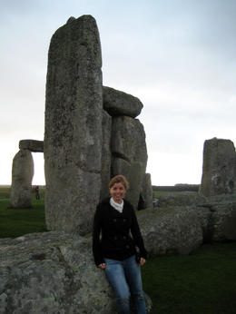 Stonehenge , CaSandra M - April 2011