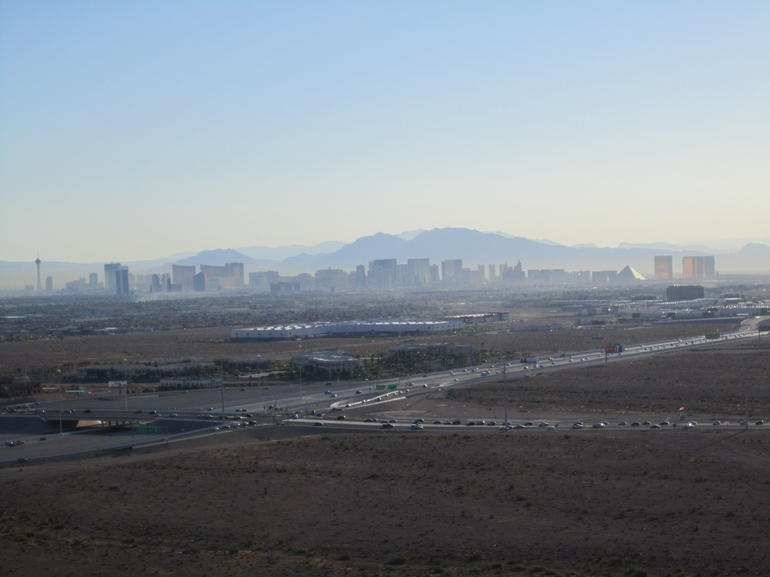 The Las Vegas Valley - Las Vegas