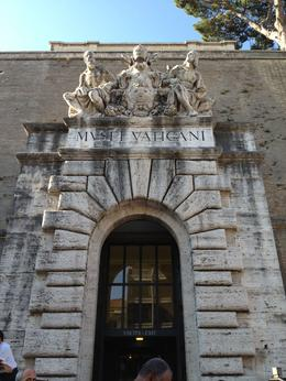 Vatican tour, AlexB - July 2012