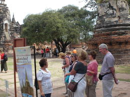 Sukhothai is also a UNESCO World Heritage site - March 2013