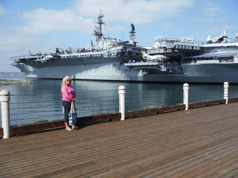 Skip the Line: USS Midway Museum Admission Ticket photo 28