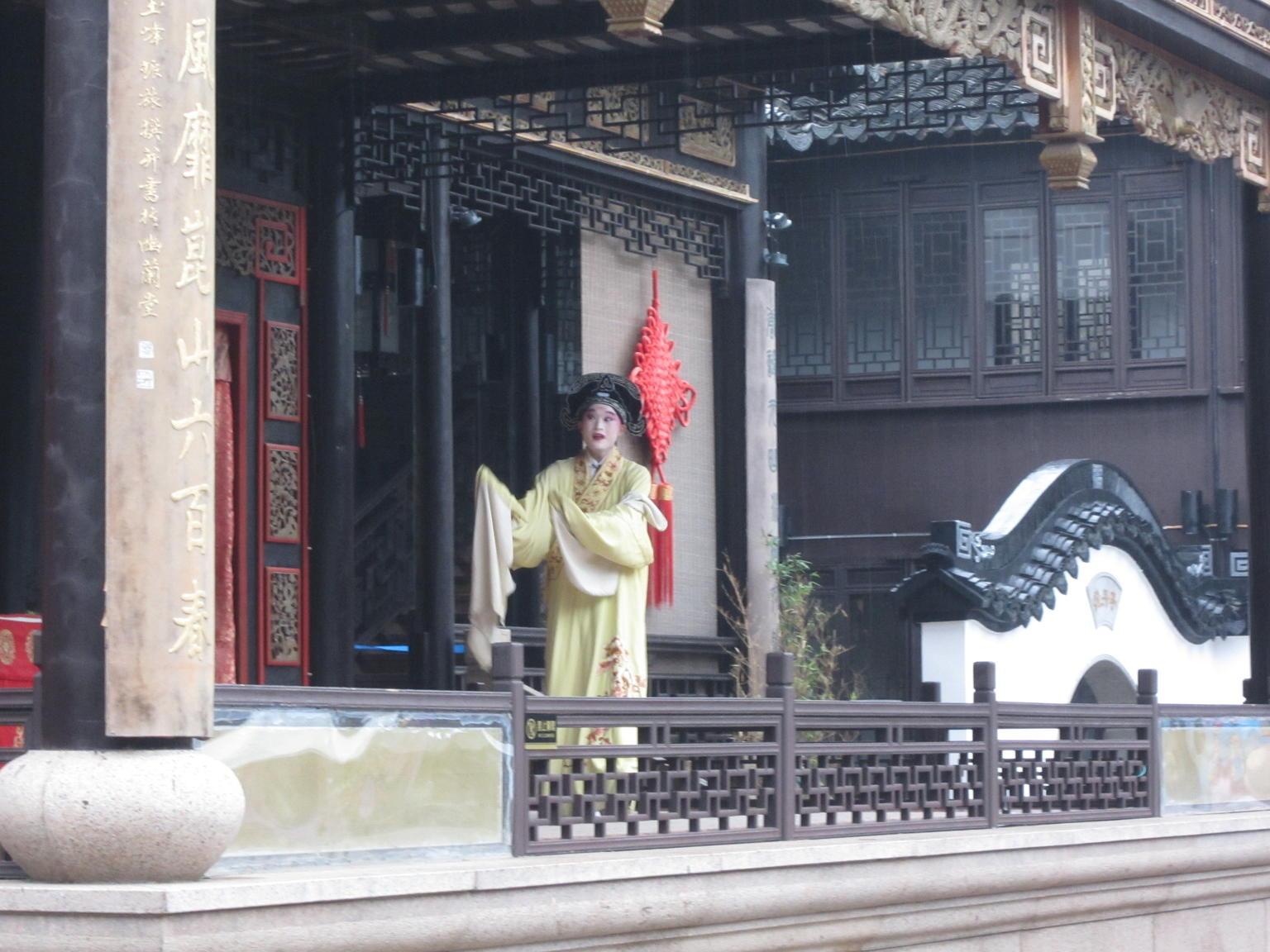 MÁS FOTOS, Mini Group: One-Day Zhouzhuang and Jinxi Water Town Tour