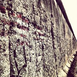 Berlin Wall, Ryan & Asha - September 2012