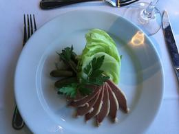 Smoked Duck Breast 1st Course , Neta D - June 2017