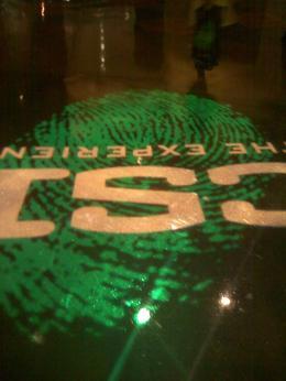 CSI: The Experience, JennyC - August 2010