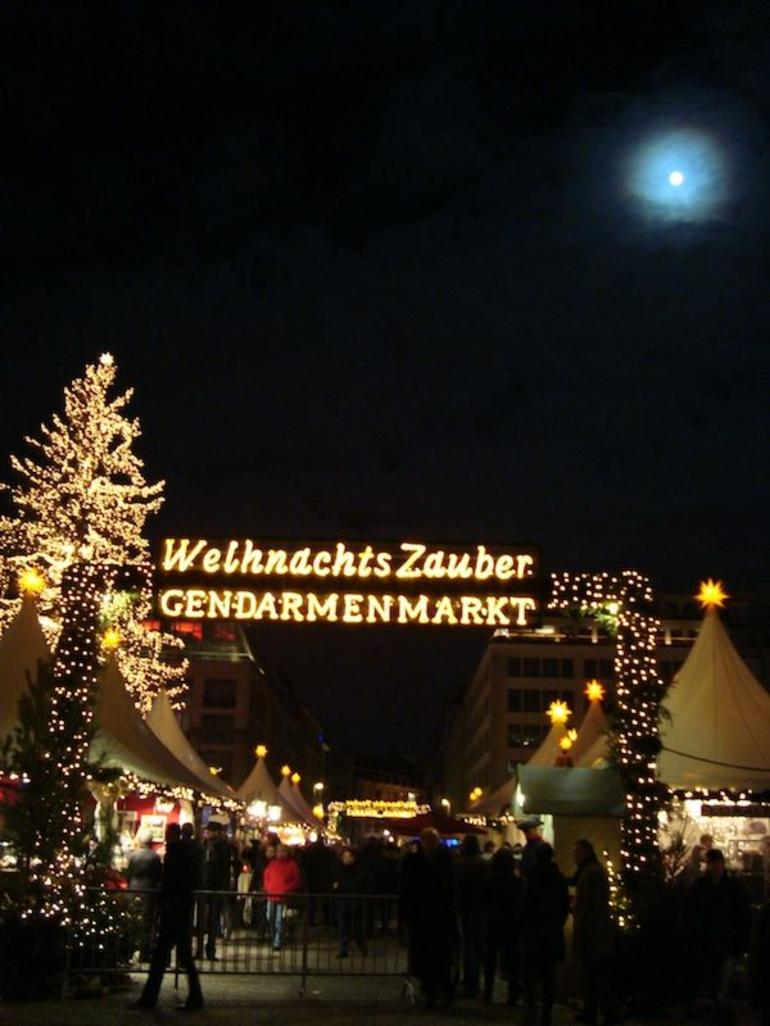 German Christmas Markets - Berlin