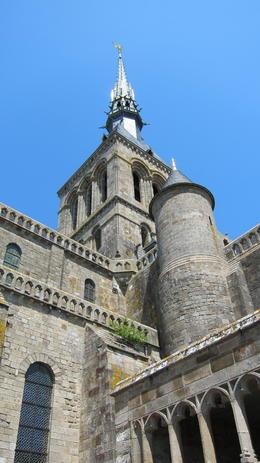 Mont Saint Michel , Internationally Known - June 2012