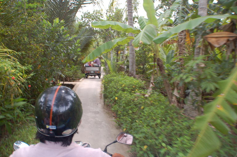 Mekong Delta Motocycle Truck Tour - Ho Chi Minh City