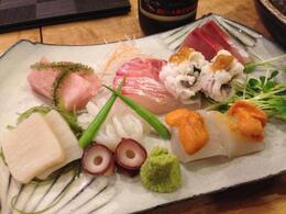 More sushi - June 2014