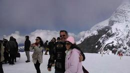 Terrific trip to Jungfraujoch - May 2014 , Michelle B - May 2014
