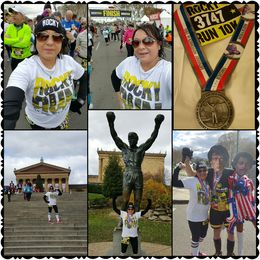 Had a blast and a new PR , Juanita G - November 2015