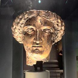 Roman Bath exhibit , Elena K - February 2016