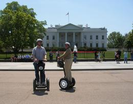 Towards the end of the tour at the White House., Louis K - May 2009