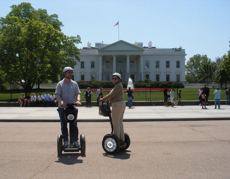 Segway in Washington DC - Washington DC