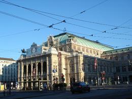 State Opera House, Vienna, Krishnan Vaitheeswaran - October 2007