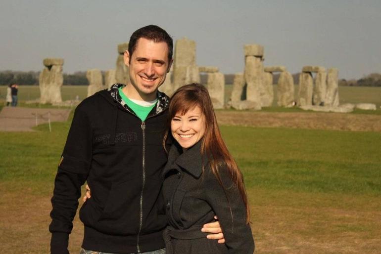 Stonehenge March 2012 - London