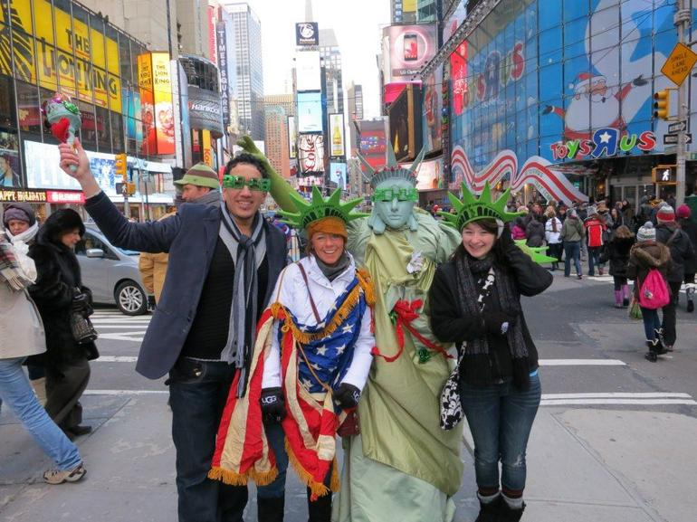 Time Square -