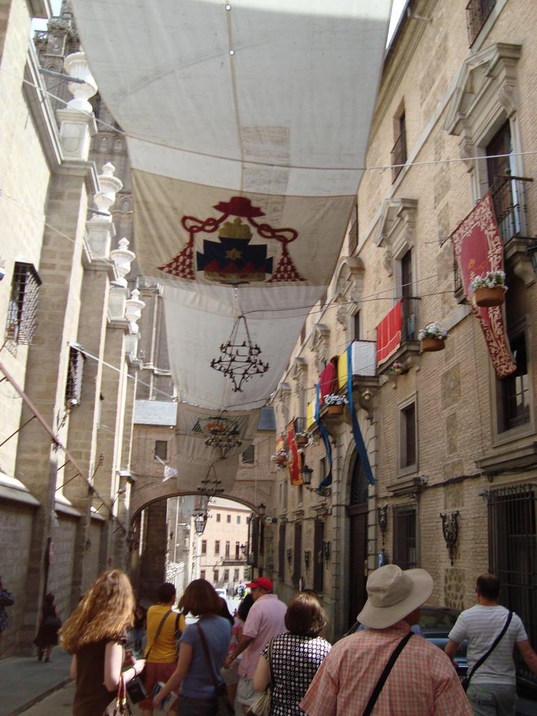 Toledo - Corpus Christi Festival - Madrid