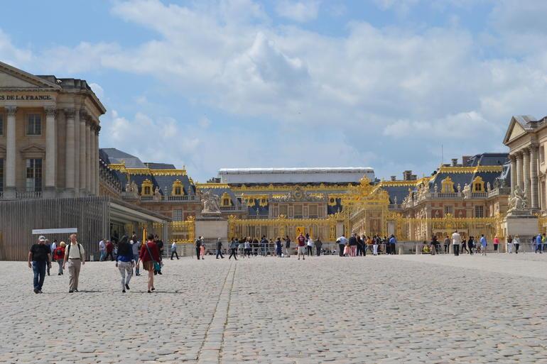Versailles - Paris