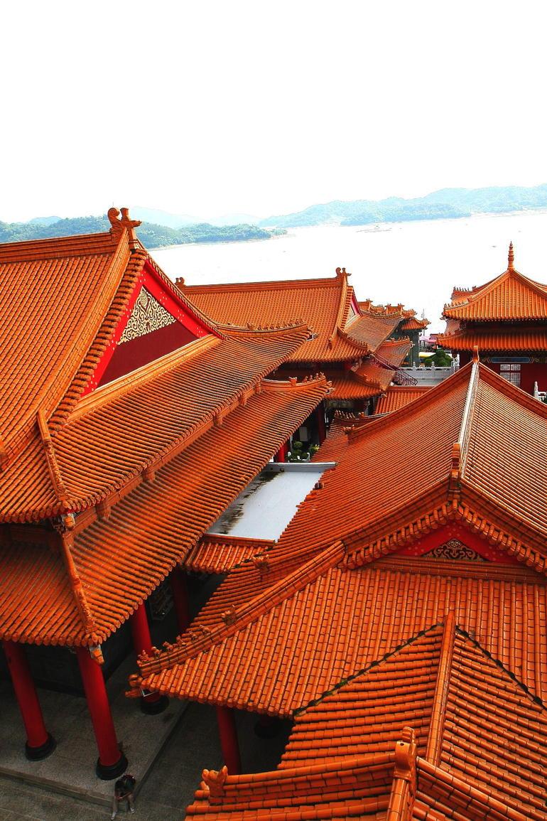 Wenwu Temple - Taipei