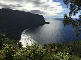 Waipi'o Valley Lookout , Dana F - July 2017