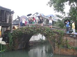 One of many bridges in Zhouzhang , Alison R - October 2017