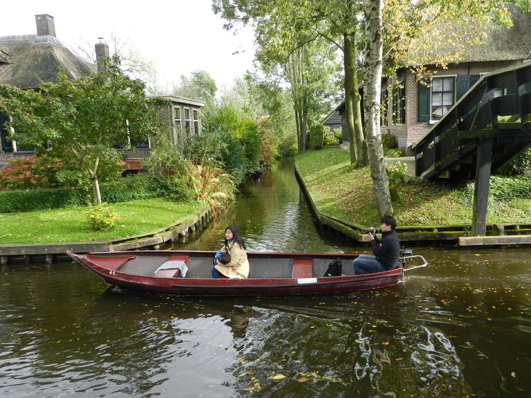 Giethoorn & Enclosing Dike Full-Day Tour from Amsterdam photo 21