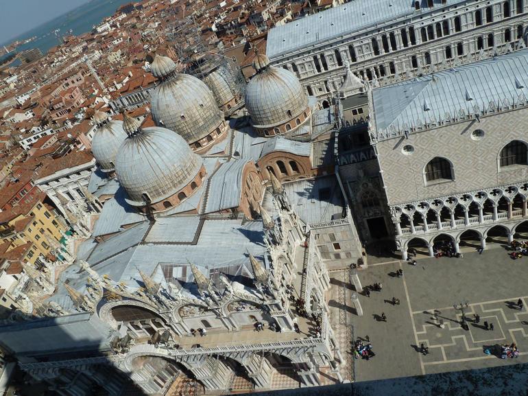 03 141 Campanile - Basilica San Marco - Venice