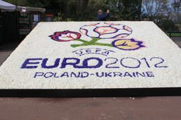 Euro2012 flowers , Brian - May 2012