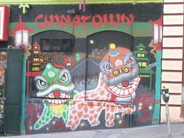Storefront in the heart of Chinatown! , Sally S - November 2013