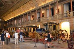 Muséet är beläget i ett gammal ridstall med vackert tak. , Gudrun F - October 2013