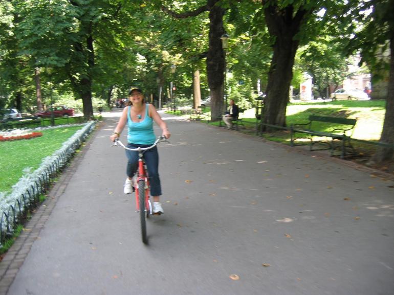 Cruising Krakow - Krakow