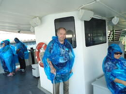 on the maid of the mist , terence w - June 2012