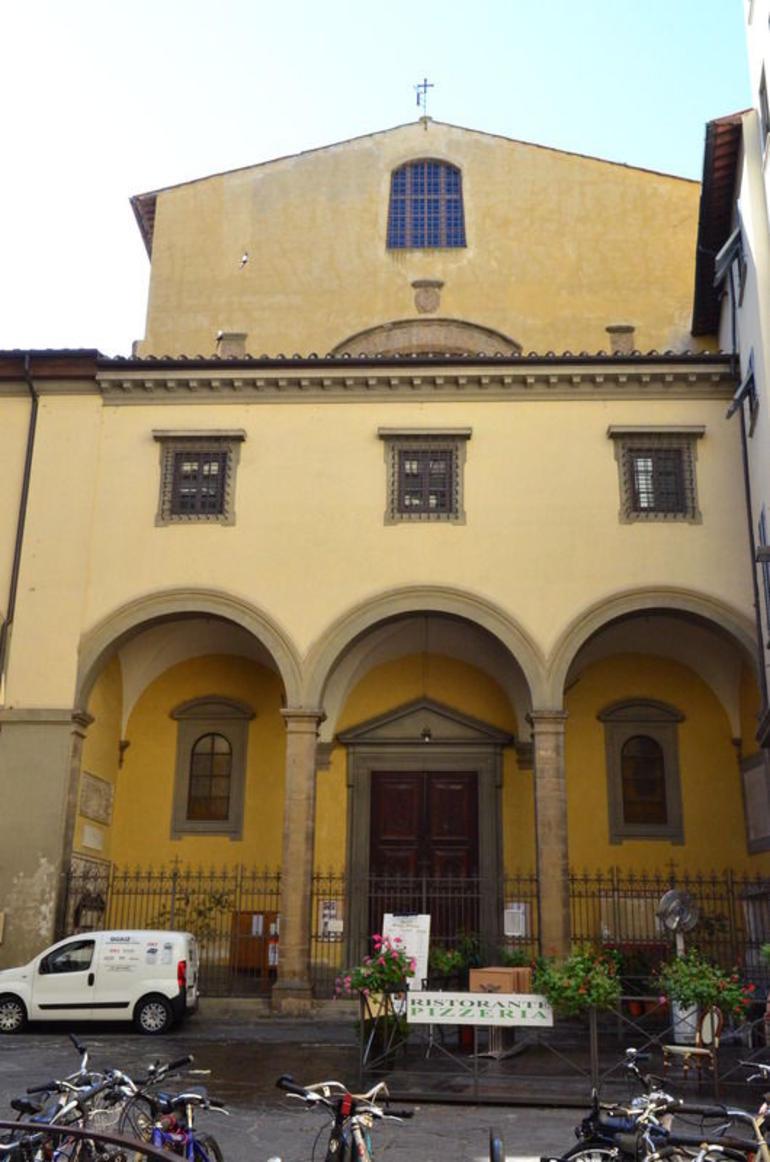 Florence Vasari Corridor - Florence