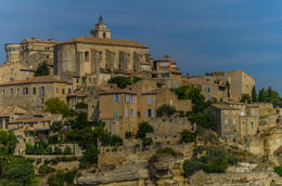 Town of Gordes , Frank D - October 2013