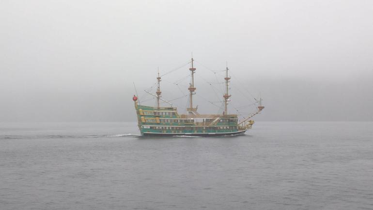 Hakone Ship Ride - Tokyo