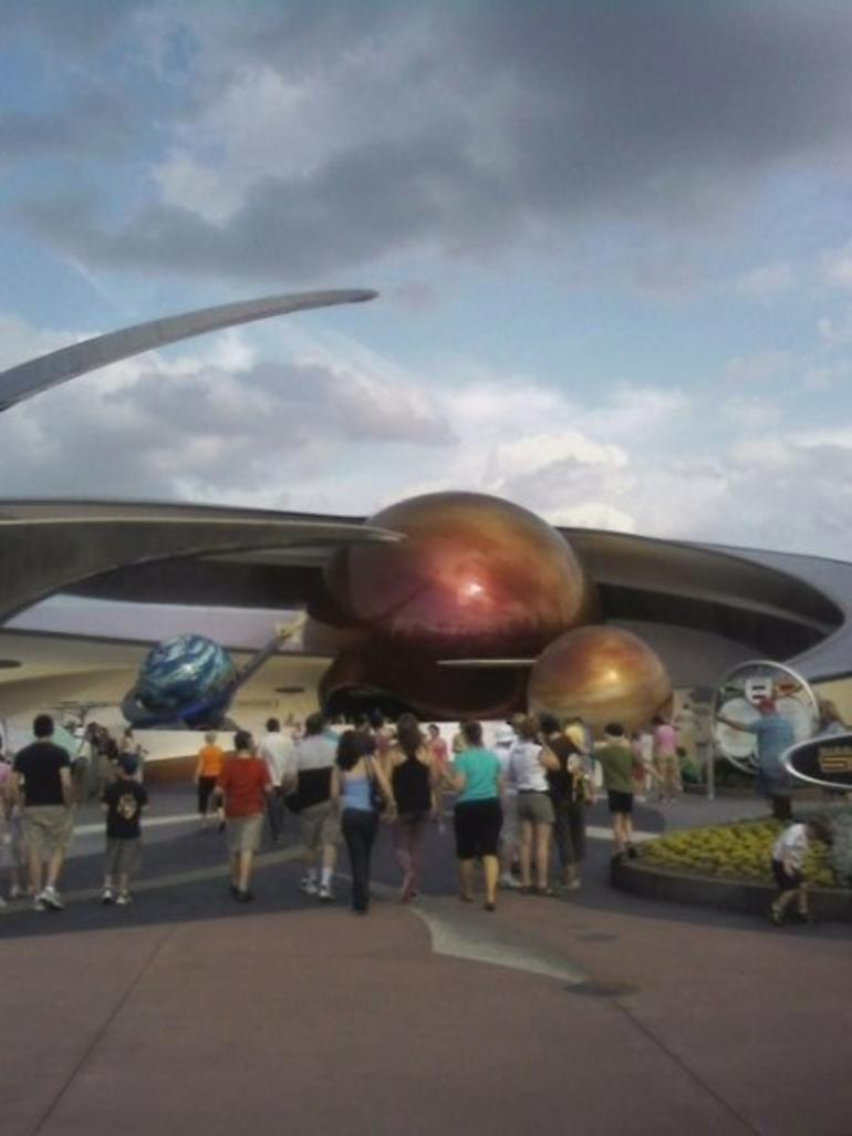Mission Space - Orlando