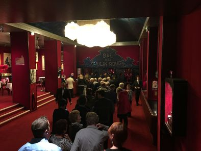 Avis sur paris d ner et spectacle au moulin rouge - Dress code rennes ...
