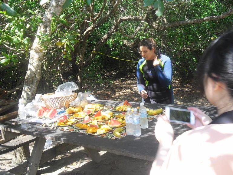 Obstmahlzeit-lecker - Cancun