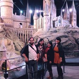 It was a great experience to see all of the actual sets and props throughout the tour. The huge scale model of Hogwarts Castle was definitely the icing on top of our wizarding cake! Beautiful! , Angela F - November 2013