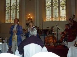 mozart concert, Irene - July 2015