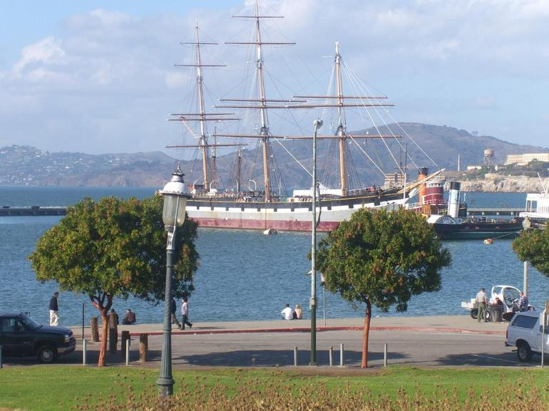Scenery on San Francisco Bay - San Francisco