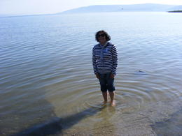 You too can walk on water (with a little imagination!). , Nicholas R - March 2012
