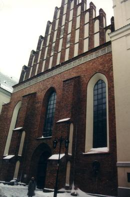 St.John's Archcathedral is located in Old Town,Warsaw,Poland,EU.This church is one of Poland's national pantheons.The Archcathedral has been listed by UNESCO as of cultural significante.The ... , Kiepura - April 2012