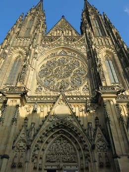 st vitus cathedral , Lilliann V - November 2014